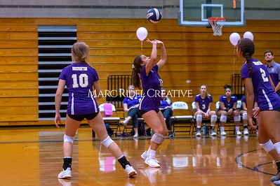 Broughton volleyball vs Southeast Raleigh. October 15, 2019. D4S_2443