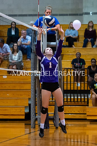 Broughton volleyball vs Southeast Raleigh. October 15, 2019. D4S_2343