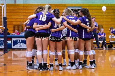 Broughton volleyball vs Southeast Raleigh. October 15, 2019. D4S_2389