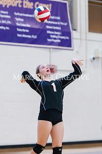Broughton volleyball vs. Enloe. Senior nIght. October 17, 2019. D4S_3476