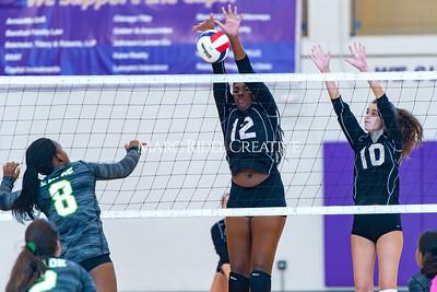 Broughton volleyball vs. Enloe. Senior nIght. October 17, 2019. D4S_3529