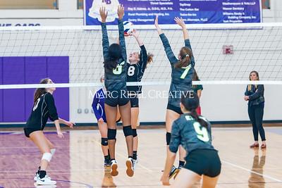 Broughton volleyball vs. Enloe. Senior nIght. October 17, 2019. D4S_3535