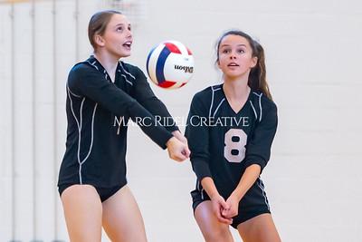 Broughton volleyball vs. Enloe. Senior nIght. October 17, 2019. D4S_3565