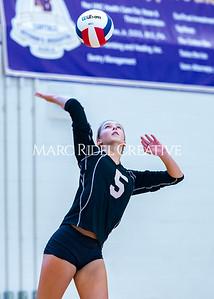 Broughton volleyball vs. Enloe. Senior nIght. October 17, 2019. D4S_3518