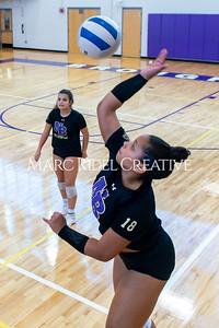 Broughton volleyball vs. Enloe. Senior nIght. October 17, 2019. D4S_3579