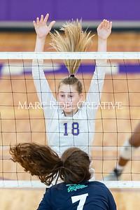 Broughton varsity volleyball vs Leesville. September 26, 2019. D4S_0455