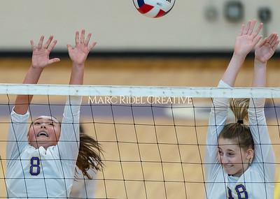 Broughton varsity volleyball vs Leesville. September 26, 2019. D4S_0493
