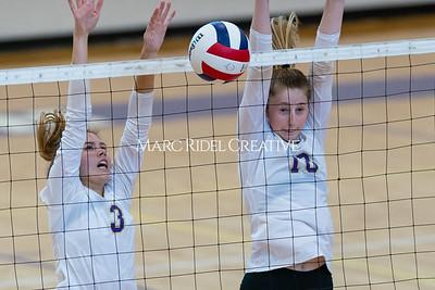 Broughton varsity volleyball vs Leesville. September 26, 2019. D4S_0156