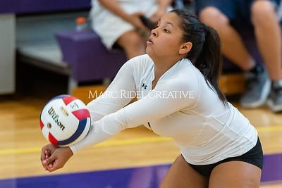 Broughton varsity volleyball vs Leesville. September 26, 2019. D4S_0391