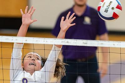 Broughton varsity volleyball vs Leesville. September 26, 2019. D4S_0214