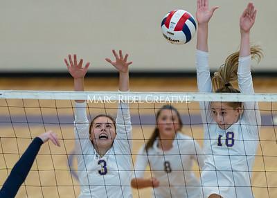 Broughton varsity volleyball vs Leesville. September 26, 2019. D4S_0521