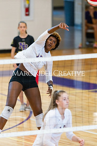 Broughton varsity volleyball vs Leesville. September 26, 2019. D4S_0142