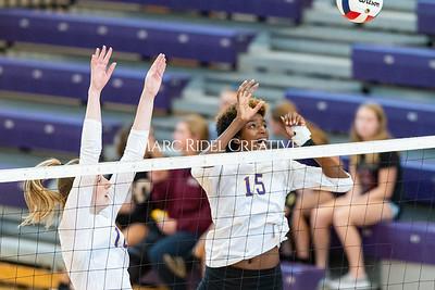 Broughton varsity volleyball vs Leesville. September 26, 2019. D4S_0166
