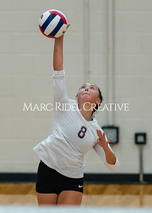 Broughton varsity volleyball vs Leesville. September 26, 2019. D4S_0502