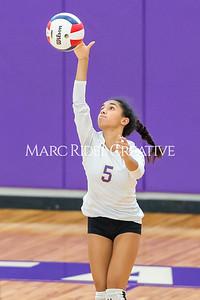 Broughton varsity volleyball vs Leesville. September 26, 2019. D4S_0439