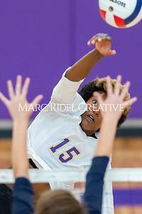 Broughton varsity volleyball vs Leesville. September 26, 2019. D4S_0483