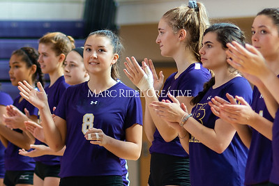 Broughton volleyball vs Pine Forest. Playoffs Round One October 26, 2019. D4S_2081