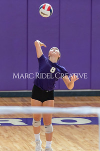 Broughton volleyball vs Pine Forest. Playoffs Round One October 26, 2019. D4S_2155