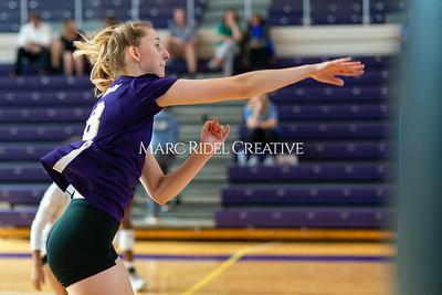Broughton volleyball vs Pine Forest. Playoffs Round One October 26, 2019. D4S_2011