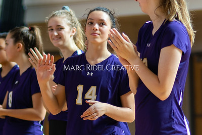 Broughton volleyball vs Pine Forest. Playoffs Round One October 26, 2019. D4S_2085