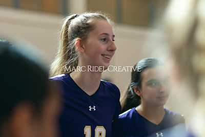 Broughton volleyball vs Pine Forest. Playoffs Round One October 26, 2019. D4S_2003