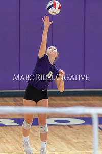 Broughton volleyball vs Pine Forest. Playoffs Round One October 26, 2019. D4S_2156