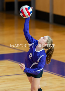Broughton volleyball vs Sanderson. October 3, 2019. D4S_3505