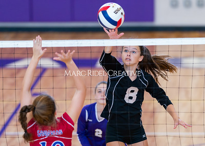 Broughton volleyball vs Sanderson. October 3, 2019. D4S_3586