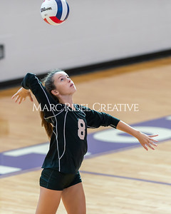 Broughton volleyball vs Sanderson. October 3, 2019. D4S_3450
