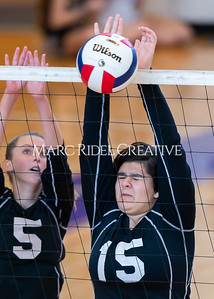 Broughton volleyball vs Sanderson. October 3, 2019. D4S_3572