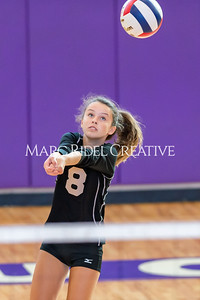 Broughton volleyball vs Sanderson. October 3, 2019. D4S_3464