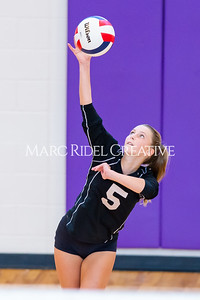 Broughton volleyball vs Sanderson. October 3, 2019. D4S_3623