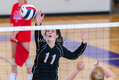 Broughton volleyball vs Sanderson. October 3, 2019. D4S_3637