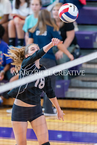 Broughton volleyball vs Sanderson. October 3, 2019. D4S_3405