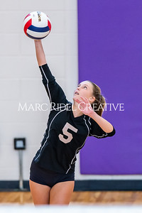Broughton volleyball vs Sanderson. October 3, 2019. D4S_3613
