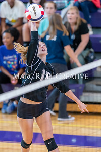 Broughton volleyball vs Sanderson. October 3, 2019. D4S_3404