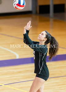 Broughton volleyball vs Sanderson. October 3, 2019. D4S_3530