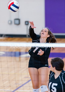 Broughton volleyball vs Sanderson. October 3, 2019. D4S_3591