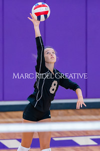 Broughton volleyball vs Sanderson. October 3, 2019. D4S_3635