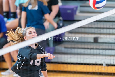 Broughton volleyball vs Sanderson. October 3, 2019. D4S_3406