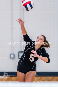 Broughton volleyball vs Sanderson. October 3, 2019. D4S_3609