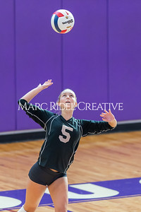 Broughton volleyball vs Sanderson. October 3, 2019. D4S_3394
