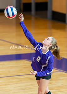 Broughton volleyball vs Sanderson. October 3, 2019. D4S_3487