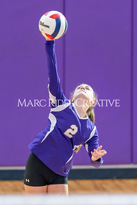 Broughton volleyball vs Sanderson. October 3, 2019. D4S_3457