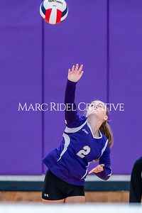 Broughton volleyball vs Sanderson. October 3, 2019. D4S_3597