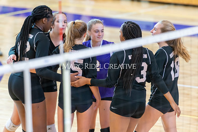 Broughton volleyball vs Sanderson. October 3, 2019. D4S_3393