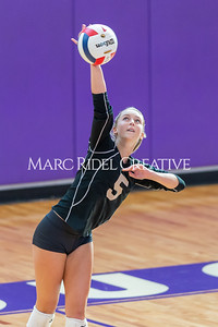 Broughton volleyball vs Sanderson. October 3, 2019. D4S_3395