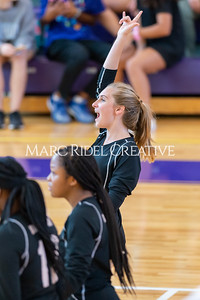 Broughton volleyball vs Sanderson. October 3, 2019. D4S_3449