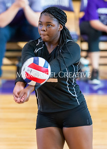 Broughton volleyball vs Sanderson. October 3, 2019. D4S_3491