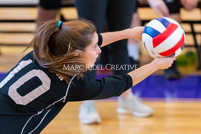 Broughton volleyball vs Sanderson. October 3, 2019. D4S_3672